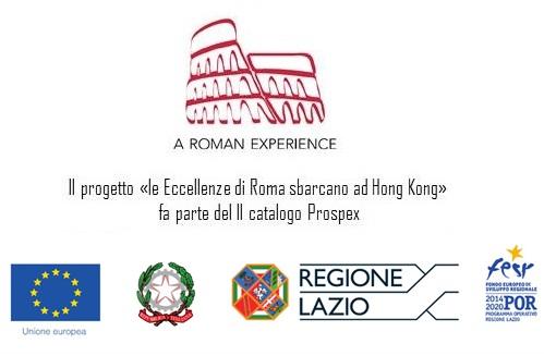 "Logo ""A Roman Experience"""