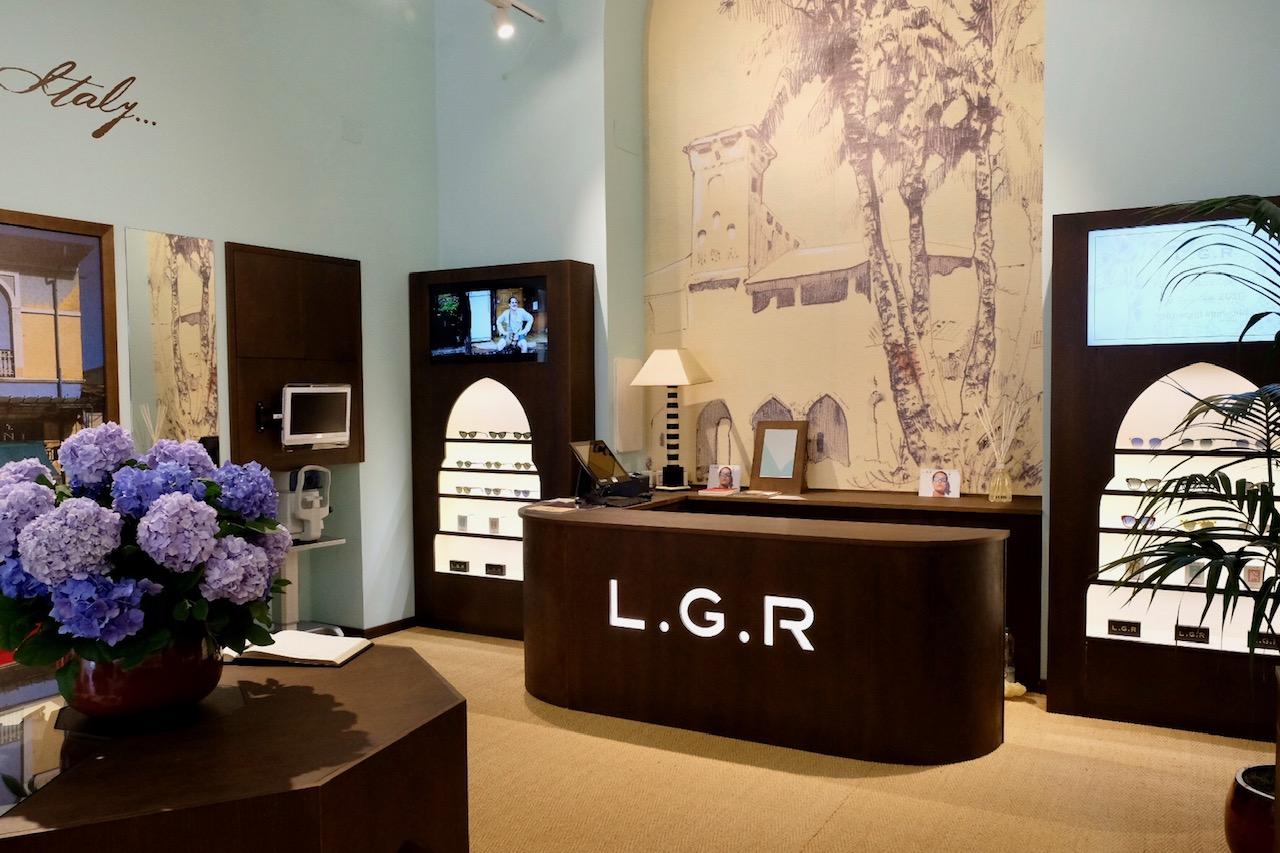 L.G.R Flagship Store Roma